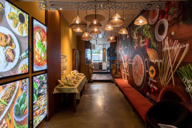 クワンチャイタイ食堂茶屋町店|Khuanjai Thai-shokudo Chayamachi